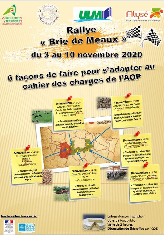 Rallye «Brie de Meaux» : comment passer en système pâturant ?